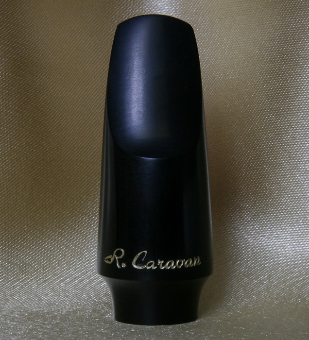 Photo of a Caravan Soprano Saxophone Mouthpiece